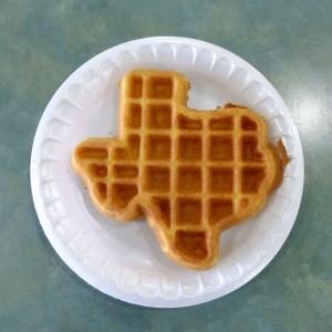 Texas-Waffel