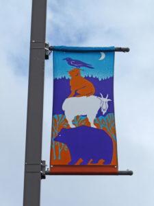 Animals Lake Louise