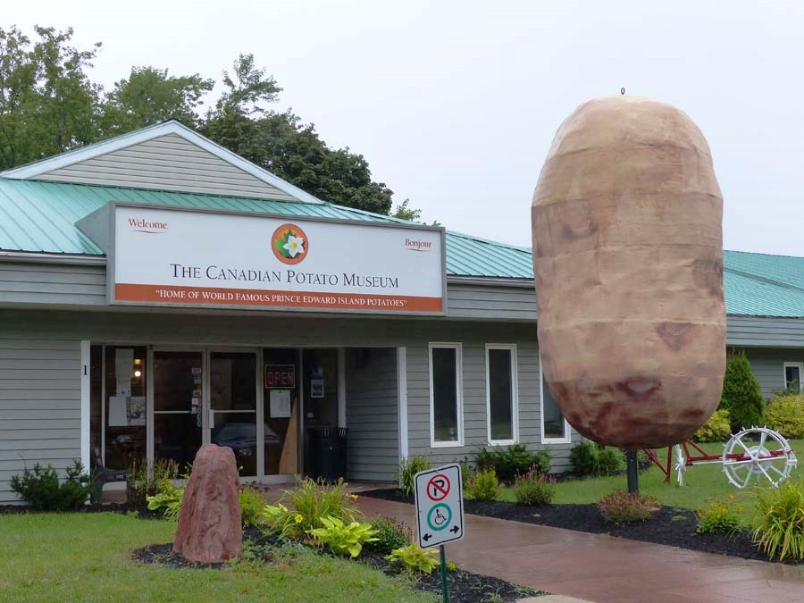 Canadian Potato Museum, Prince Edward Island